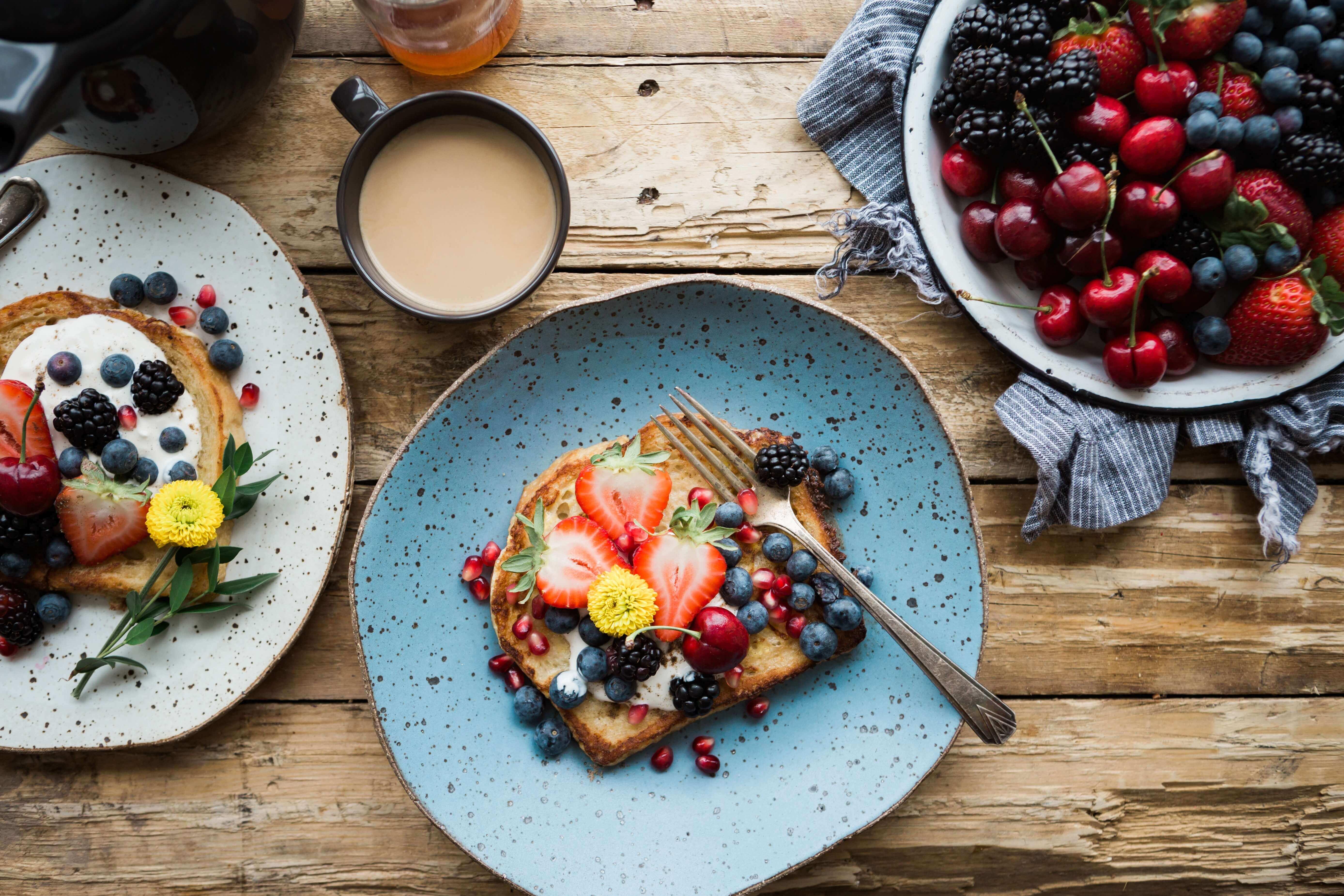 qué desayunar con sop
