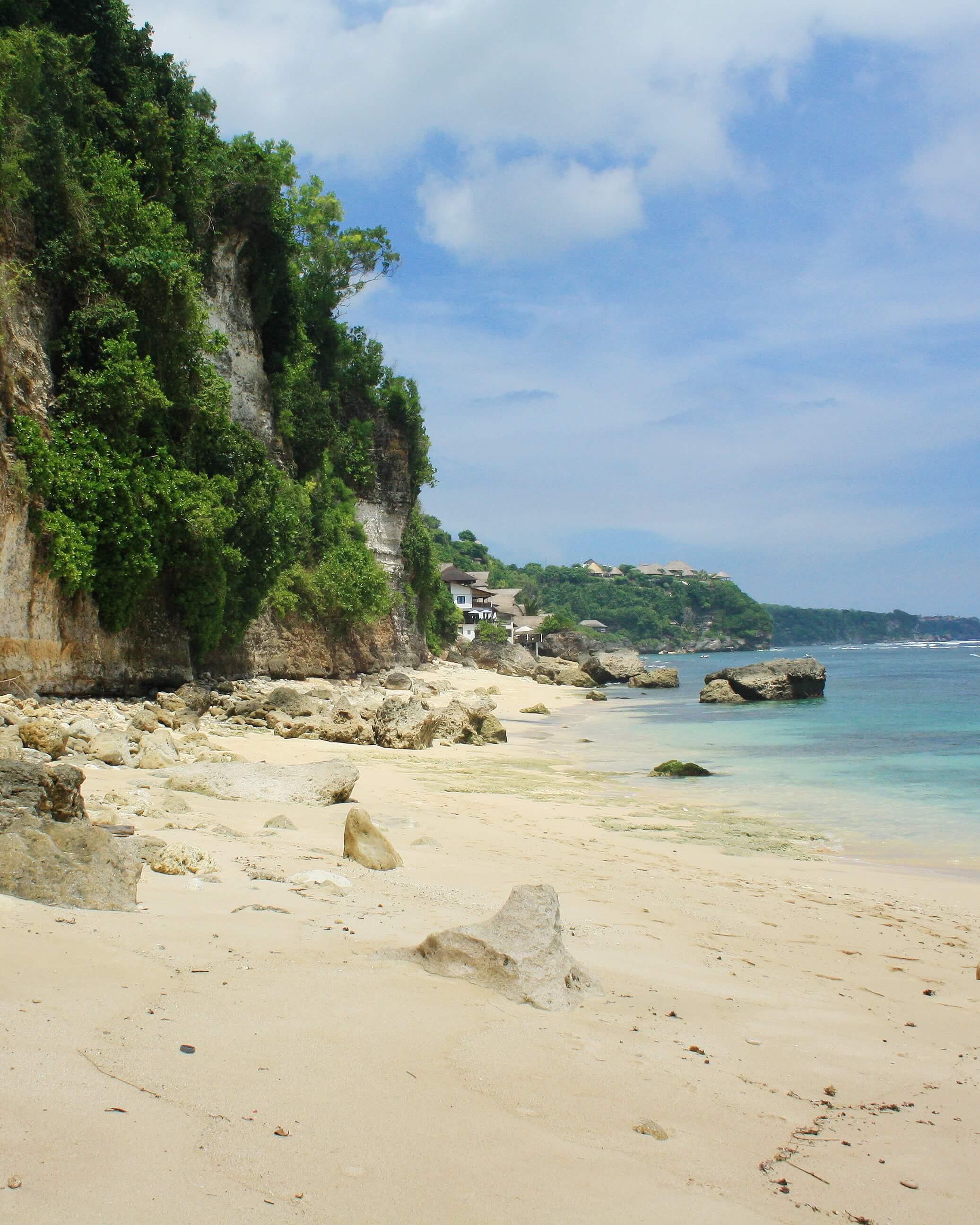 Playa bali sur