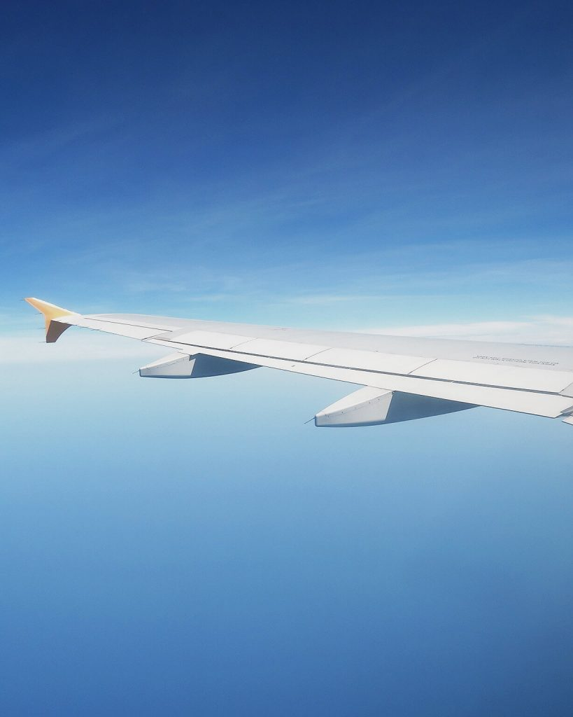 Snacks saludables para llevar en avión