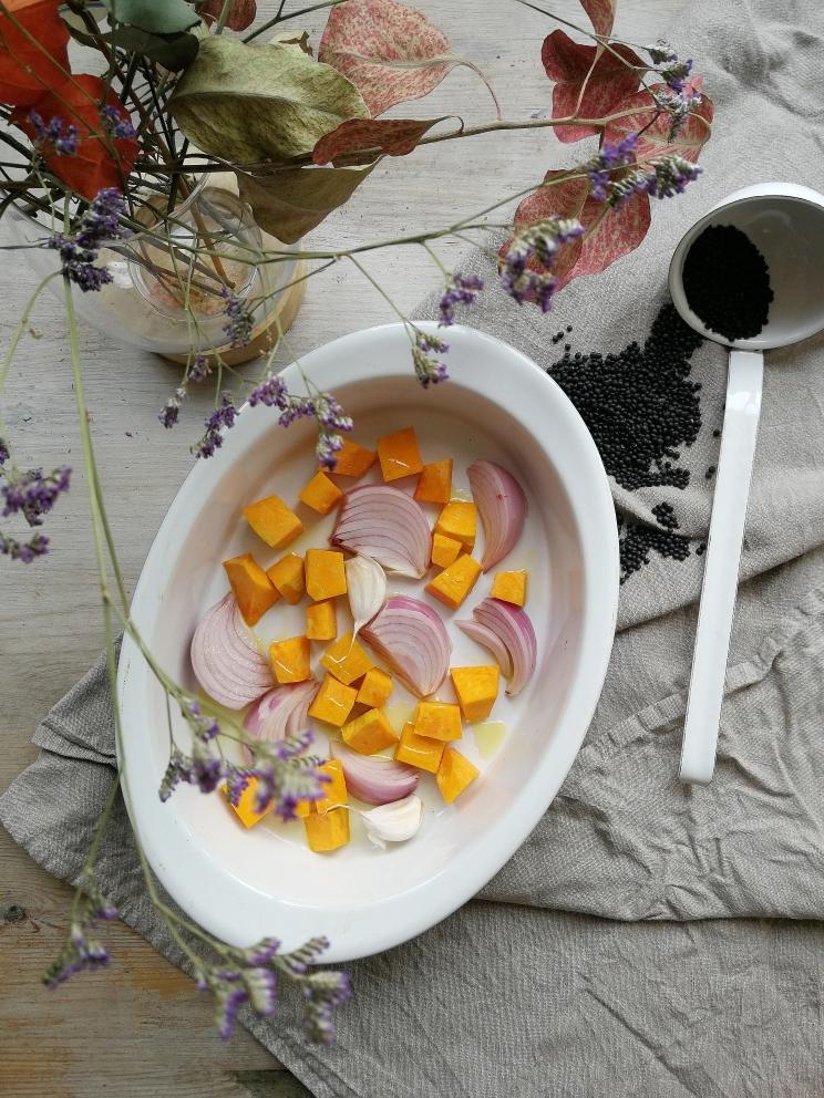 Cómo preparar una ensalada de invierno