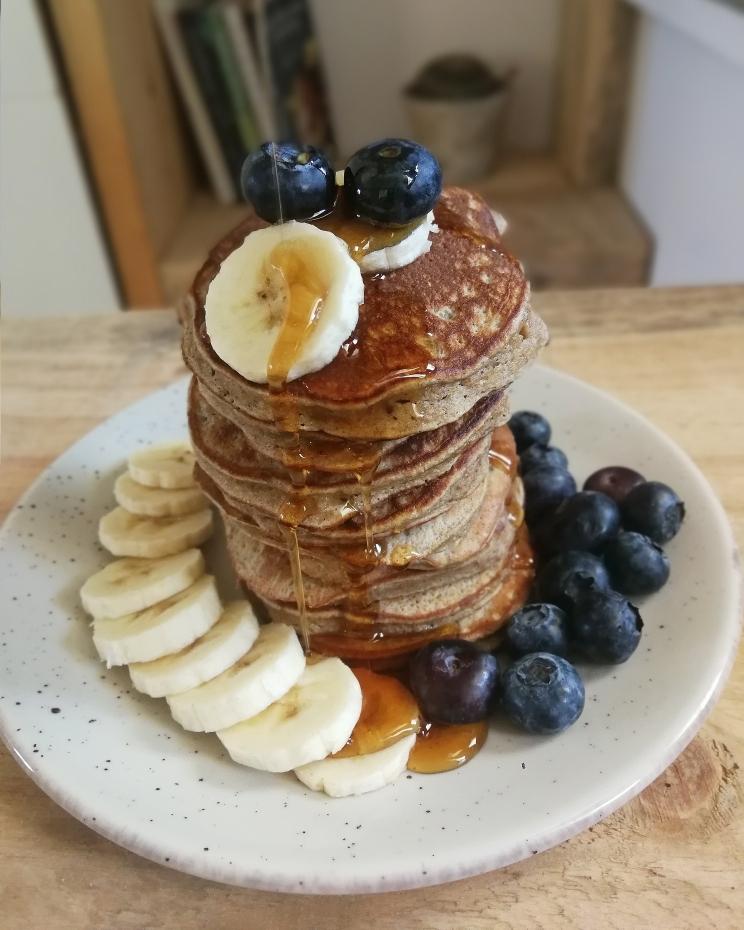 Pancakes para AIP